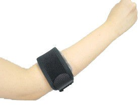 Compression Gel Pad Universal Tennis Elbow Brace For Elbow Pain Relie