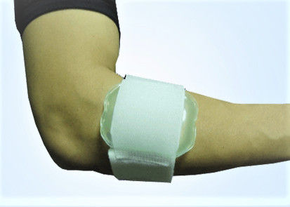 Universal Orthopedic Elbow Brace Pneumatic Armband , Tennis Golfers Elbow Support Strap