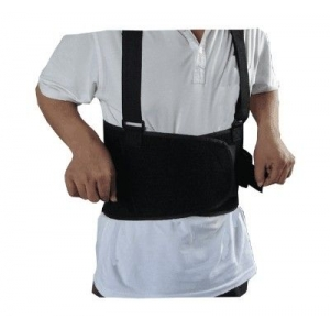 Industrial Work Back Brace , Removable S