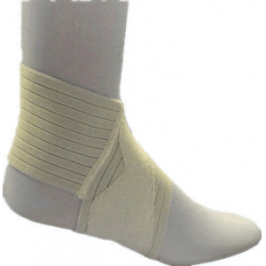 Knit Elastic Ankle Support Brace , Figur