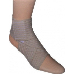 Flexible Knit Elastic Ankle Support Wrap