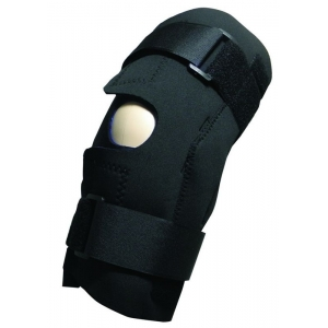 Hinged Medical Knee Brace Comfort Wrap K