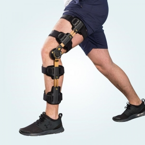 Telescopic Post Op Mechanical Knee Brace