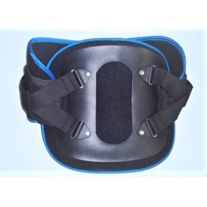 Comfortable Spine Brace with posterior a
